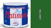 Vitex Platinum satén RAL 6001 0,75L